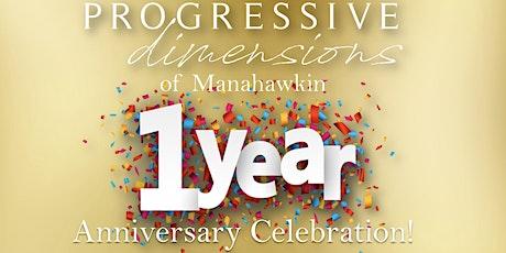 Progressive Dimensions of Manahawkin 1 Year Anniversary! tickets