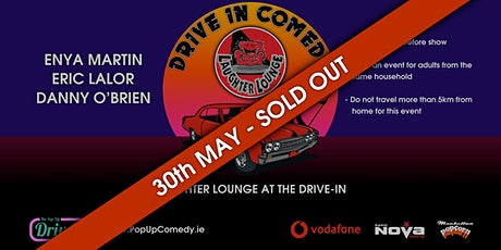 Laughter Lounge at The Drive In @ Junction 6 tickets