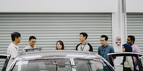Shifting Your Career to Autonomous Vehicles tickets