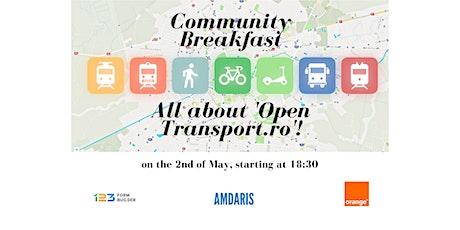 All about Open Transport.ro! biglietti