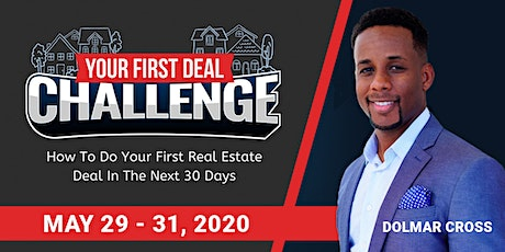 "LIVE Real Estate Investing For Beginners Workshop - ""Your First Deal"" tickets"