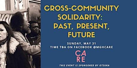 Cross-Community Solidarity: Past, Present, Future tickets