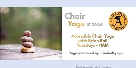Free Chair Yoga tickets
