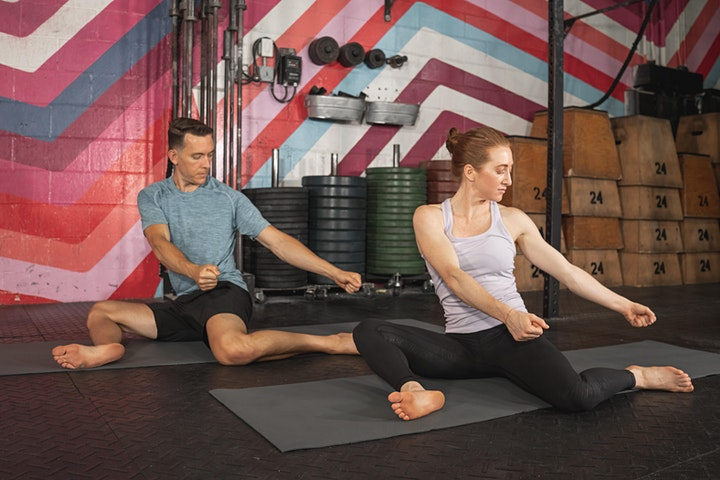 Stretching Class Better Than Yoga - Alleviate Pain & Injury image