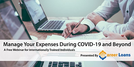 Managing Your Expenses During COVID-19 and Beyond tickets