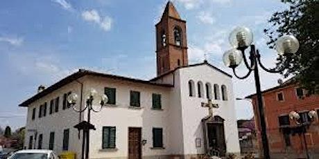 Celebrazione Eucaristia Chiesa San Jacopo ad Avane ore 10,30 biglietti