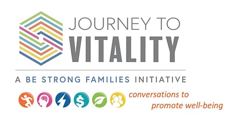 Conversation Cafe- Journey to Vitality tickets