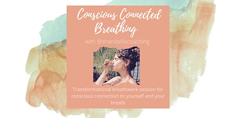 CONSCIOUS CONNECTED BREATHING CIRCLE tickets