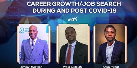 Career Growth/Job Search During and Post COVID-19 tickets
