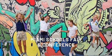 Virtual Miami Schools Fair & Conference tickets