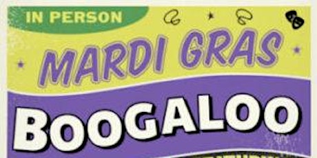 Mardi Gras Boogaloo w/Dirty Dozen Brass Band + Nathan & The Zydeco Cha Chas tickets