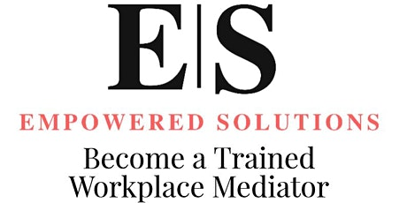 Workplace Mediation Training tickets