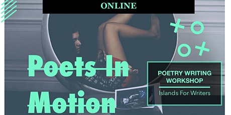 Poets In Motion Online tickets