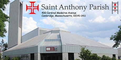 Bilingual Sunday Mass on Saturday at 5 pm - St. Anthony Parish Cambridge tickets