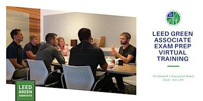 LEED Green Associate Exam Prep Virtual Training