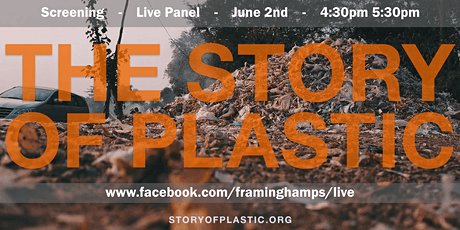 The Story of Plastic - Film Screening and Webinar tickets
