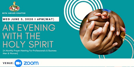 June Prayer Summit: An Evening with the Holy Spirit tickets