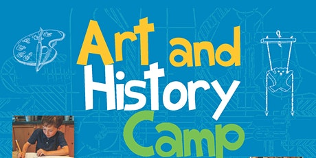 Bush-Holley Art and History Camp 2020 - In-Person and Online tickets