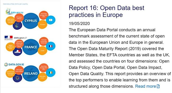 Afbeelding van Webinar: Open Data Best Practices