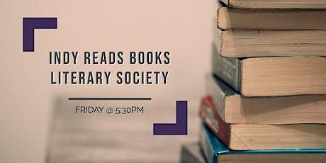 Indy Reads Books Literary Society Featuring  Niyati Tamaskar tickets
