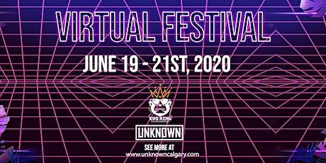 Virtual Festival tickets