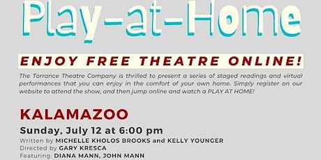 Free Online Performance: Kalamazoo tickets