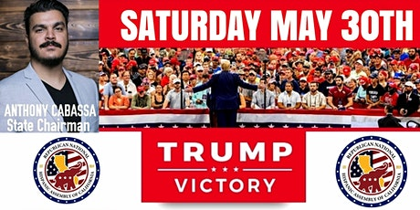Trump Victory Phone banking with RNHA-CA tickets
