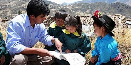Desafíos de la educación rural 2020 boletos