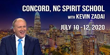 Concord, North Carolina Spirit School with Kevin Zadai tickets