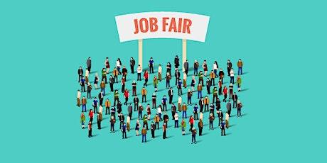 Job Fair for Customer Service Representatives tickets
