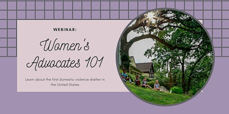 Women's Advocates 101- First DV shelter in the U.S. tickets