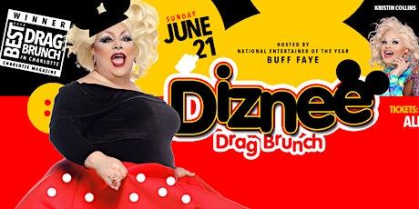 "Buff Faye's DIZNEE Drag Brunch: ""Charlotte's #1 Drag Brunch since 2009"" tickets"