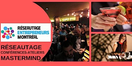 6@8 virtuel Reseautage Entrepreneurs Montreal billets