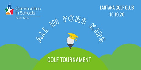 All In Fore Kids Golf Tournamnet tickets