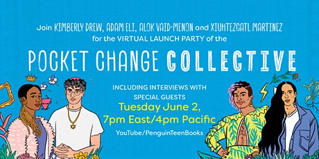 Penguin Teen Presents: The Pocket Change Collective tickets