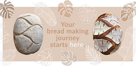 SOURDOUGH TALK #1: BREAD FOR EVERYBODY (EASY PEASY - AND MORE!) tickets