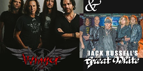 WINGER / JACK RUSSELL'S GREAT WHITE tickets
