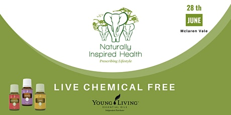 Live Chemical Free tickets