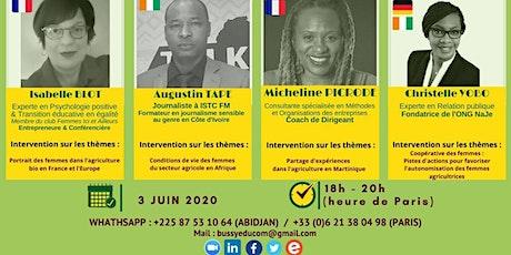 Les Rendez vous d'investissement en Afrique - 3 Juin 2020 billets