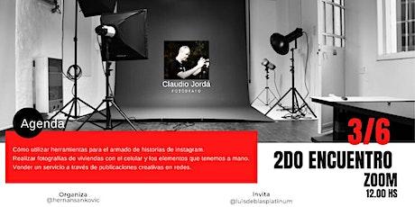 Tus Fotos, Tu Potencial #2 bilhetes