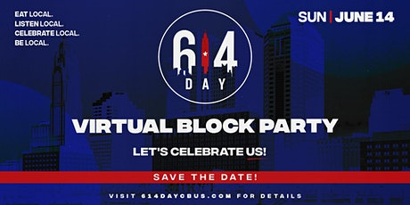 614 Day Virtual Block Party tickets