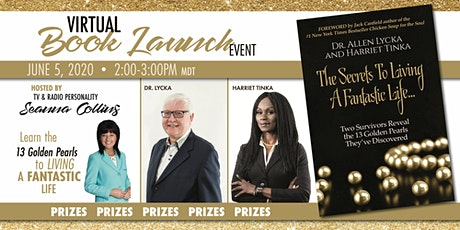 Life-Changing Virtual Book Launch Event tickets
