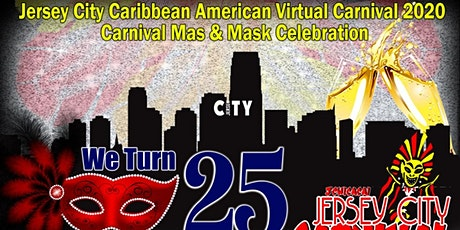 Jersey City Caribbean American Virtual Carnival 2020 tickets