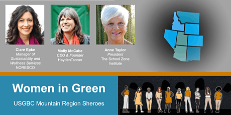 Women in Green: Mountain Region Sheroes tickets