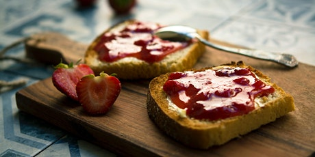 Lexington Co-op Virtual Canning Class: Strawberry Jam tickets