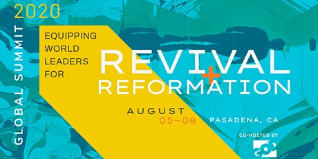 Global Summit 2020: Equipping Leaders for Revival & Reformation tickets