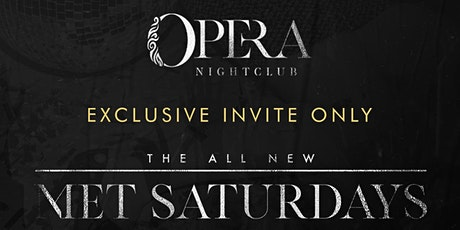 Met Saturdays at Opera (Private Event) tickets