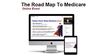 Road Map To Medicare tickets