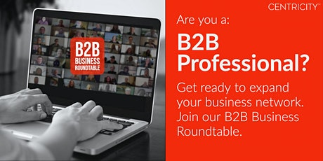 Are you a B2B professional?   Business Networking Online | Atlanta, GA tickets