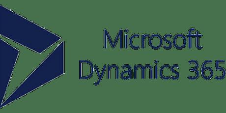 CTO Technology Webinar - Microsoft Dynamics 365 tickets